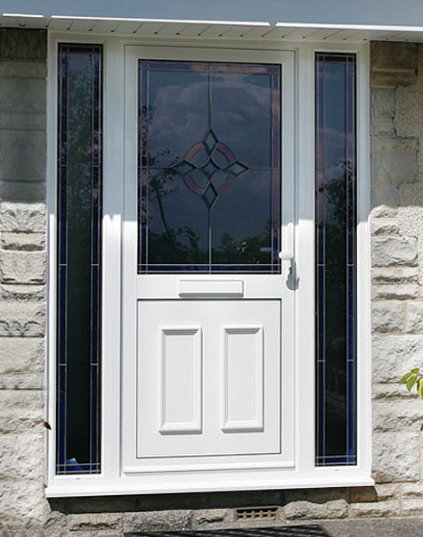 Aluminium doors residential single doors cwg choices for Front and back doors