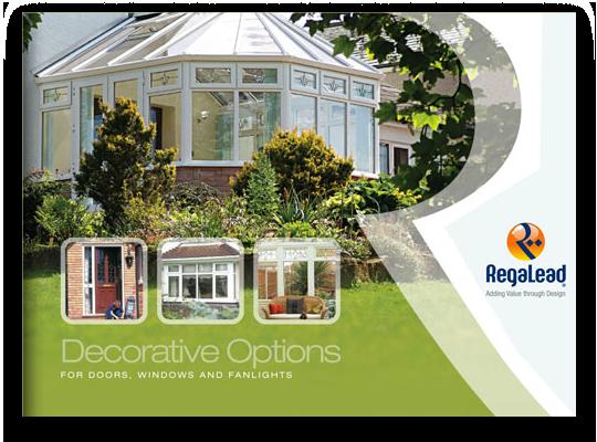 decorative lead options