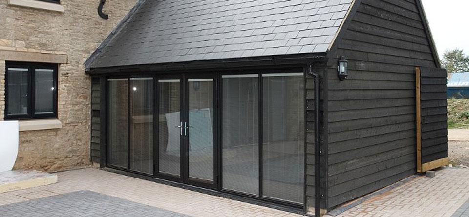 black-aluminium-french-doors