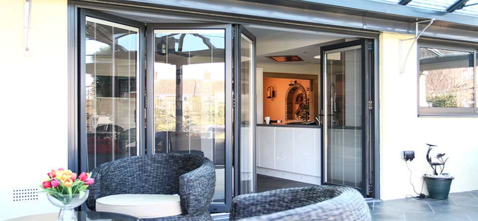 grey-aluminium-multifold-doors-folded