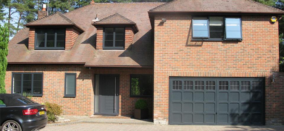 Aluminium Casement Windows For Domestic Properties Cwg