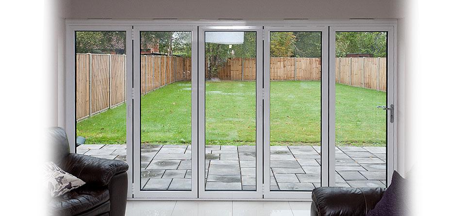 white-aluminium-multifold-doors-internal