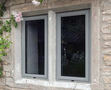 Aluminium Steel Replacement Windows